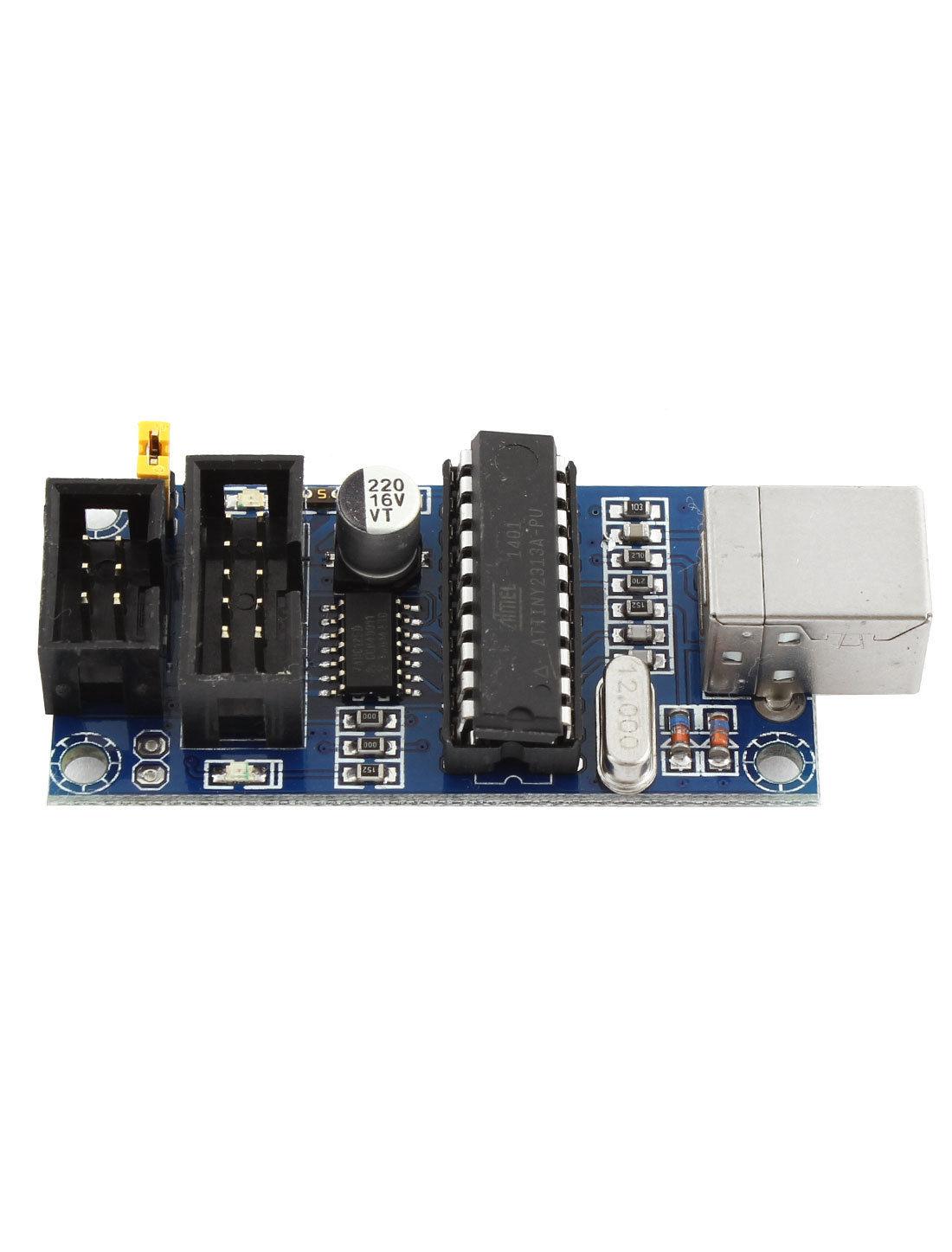 Usbtiny Usbtinyisp Avr Isp Programmer Usb Arduino Bootloader In System Meag2560 Uno R3