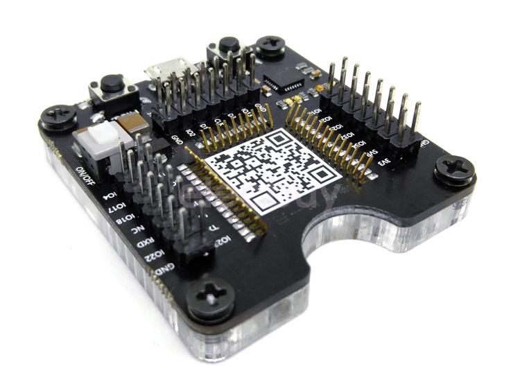 ESP8266 Adapter Socket Programmer Socket  For ESPRESSIF ESP-12S ESP-07S Module